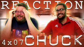 Chuck 4×7 Reaction EARLY ACCESS