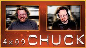 Chuck 4×9 Reaction EARLY ACCESS