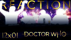Doctor Who 12×1 Reaction EARLY ACCESS