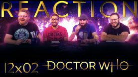 Doctor Who 12×2 Reaction EARLY ACCESS