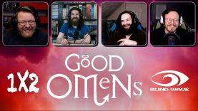 Good Omens 1×2 Reaction