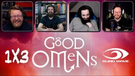 Good Omens 1×3 Reaction EARLY ACCESS