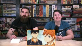 Haikyuu 1×23 Reaction EARLY ACCESS
