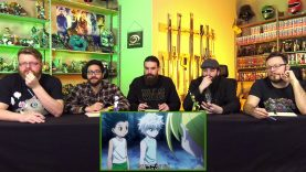 Hunter x Hunter 63 Reaction EARLY ACCESS