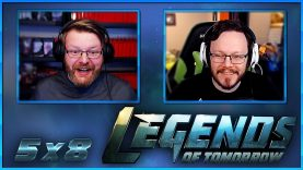 Legends of Tomorrow 5×8 Reaction