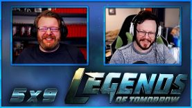 Legends of Tomorrow 5×9 Reaction