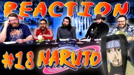 Naruto 18 Reaction EARLY ACCESS