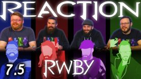 RWBY 7×5 Reaction EARLY ACCESS