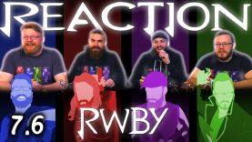 RWBY 7×6 Reaction EARLY ACCESS