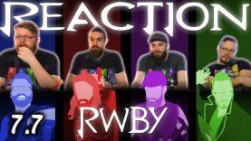 RWBY 7×7 Reaction EARLY ACCESS
