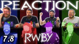 RWBY 7×8 Reaction EARLY ACCESS