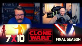 Star Wars: The Clone Wars 7×10 Reaction