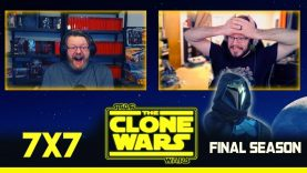 Star Wars: The Clone Wars 7×7 Reaction