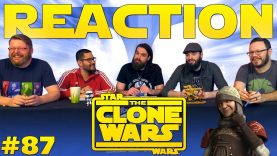Star Wars: The Clone Wars 87 Reaction EARLY ACCESS