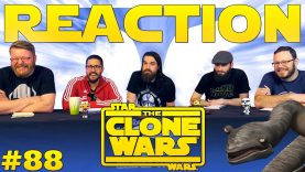 Star Wars: The Clone Wars 88 Reaction EARLY ACCESS