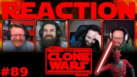 Star Wars: The Clone Wars 89 Reaction EARLY ACCESS