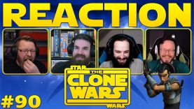 Star Wars: The Clone Wars 90 Reaction EARLY ACCESS