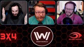 Westworld 3×4 Reaction