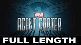 Agent Carter Full Length Icon