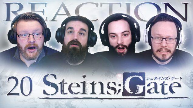 Steins Gate 20