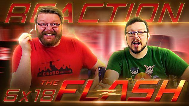 The Flash 6×18 Reaction Thumbnail