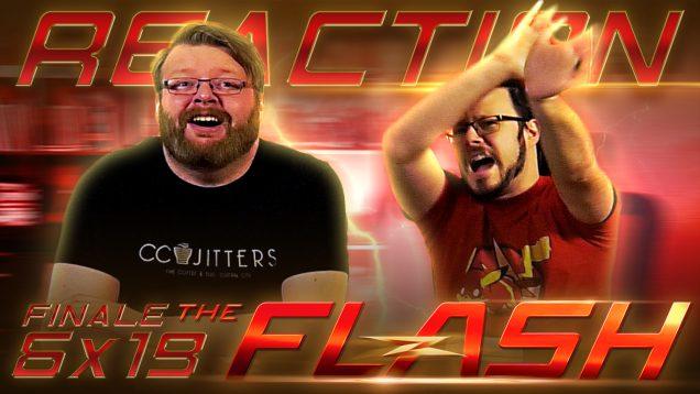 The Flash 6×19 Reaction Thumbnail