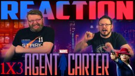 Agent Carter 1×3 Reaction EARLY ACCESS