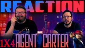 Agent Carter 1×4 Reaction EARLY ACCESS