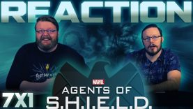 Agents of Shield 7×1 Reaction