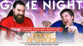 Choose Your Own Adventure: House of Danger – Game Night EARLY ACCESS