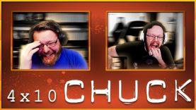 Chuck 4×10 Reaction EARLY ACCESS