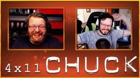 Chuck 4×11 Reaction EARLY ACCESS