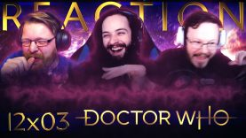 Doctor Who 12×3 Reaction EARLY ACCESS