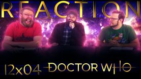 Doctor Who 12×4 Reaction EARLY ACCESS