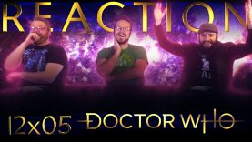 Doctor Who 12×5 Reaction EARLY ACCESS