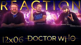 Doctor Who 12×6 Reaction EARLY ACCESS