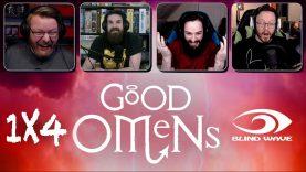Good Omens 1×4 Reaction