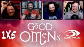Good Omens 1×5 Reaction