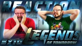 Legends of Tomorrow 5×10 Reaction