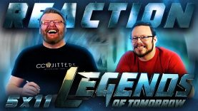 Legends of Tomorrow 5×11 Reaction