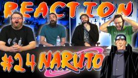 Naruto 24 Reaction EARLY ACCESS