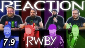RWBY 7×9 Reaction EARLY ACCESS