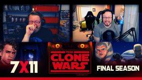 Star Wars: The Clone Wars 7×11 Reaction