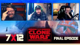 Star Wars: The Clone Wars 7×12 Reaction