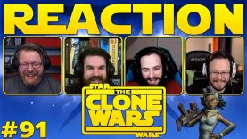 Star Wars: The Clone Wars 91 Reaction EARLY ACCESS