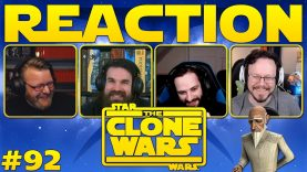 Star Wars: The Clone Wars 92 Reaction EARLY ACCESS
