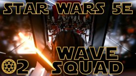 Star Wars: The Clone Wars – Wave Squad #2 EARLY ACCESS