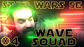 Star Wars: The Clone Wars – Wave Squad #4 EARLY ACCESS