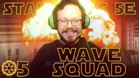 Star Wars: The Clone Wars – Wave Squad #5 EARLY ACCESS