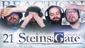 Steins Gate 21 Reaction EARLY ACCESS